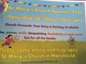 St. Mary's Summer Fete